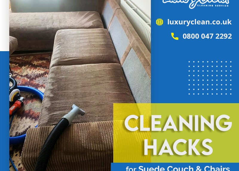 Learn Interesting & Effective Hacks to Clean Your Suede Couch