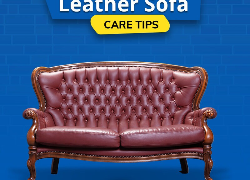 What Are Some Tips to Care for Your Leather Sofa?