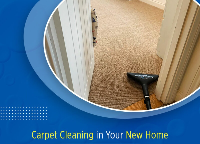 Carpet Cleaning When Moving to a New Property – Why Is it Important?