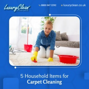 Natural Home Remedies for Carpet Stain Removal